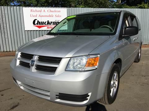 2009 Dodge Grand Caravan for sale at Chuckran Auto Parts Inc in Bridgewater MA