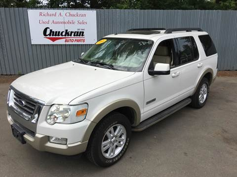 2008 Ford Explorer for sale at Chuckran Auto Parts Inc in Bridgewater MA