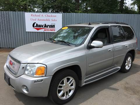 2008 GMC Envoy for sale at Chuckran Auto Parts Inc in Bridgewater MA