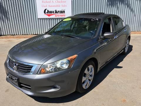 2009 Honda Accord for sale at Chuckran Auto Parts Inc in Bridgewater MA