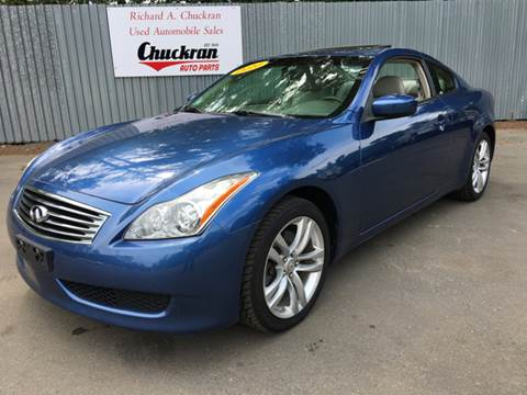 2010 Infiniti G37 Coupe for sale in Bridgewater, MA