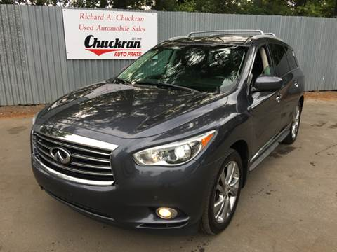 Used infiniti jx35 for sale in massachusetts for Done deal motors canton ma