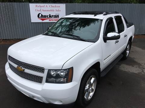 2012 Chevrolet Avalanche for sale at Chuckran Auto Parts Inc in Bridgewater MA
