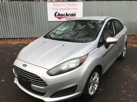 2014 Ford Fiesta for sale in Bridgewater, MA