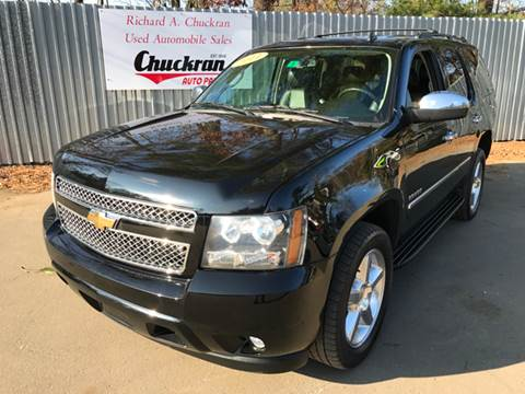 2011 Chevrolet Tahoe for sale at Chuckran Auto Parts Inc in Bridgewater MA