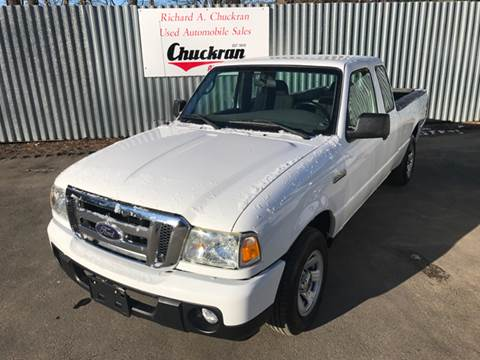 2009 Ford Ranger for sale at Chuckran Auto Parts Inc in Bridgewater MA