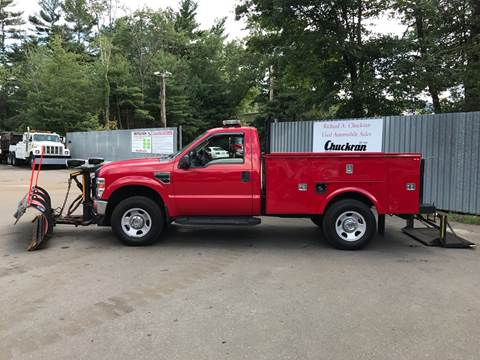 2008 Ford F-350 Super Duty for sale at Chuckran Auto Parts Inc in Bridgewater MA