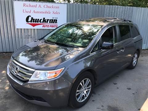 2013 Honda Odyssey for sale in Bridgewater, MA