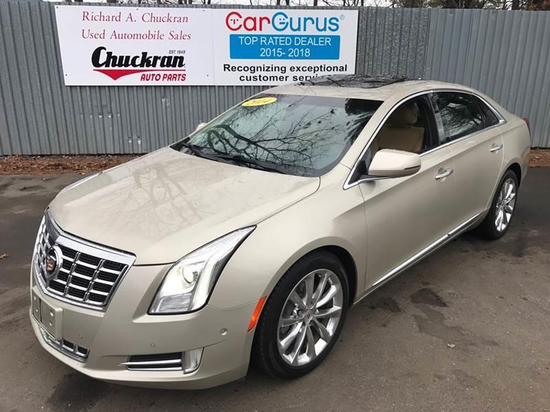 2014 Cadillac Xts Luxury Collection 4dr Sedan In Bridgewater