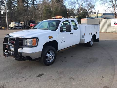 2009 GMC Sierra 3500HD CC for sale in Bridgewater, MA