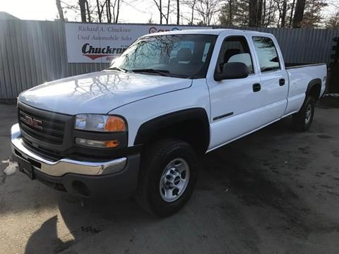 2007 GMC Sierra 2500HD Classic for sale in Bridgewater, MA