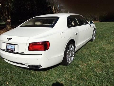 2015 Bentley Flying Spur for sale in Bridgewater, MA