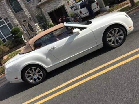 2008 Bentley Continental for sale in Bridgewater, MA