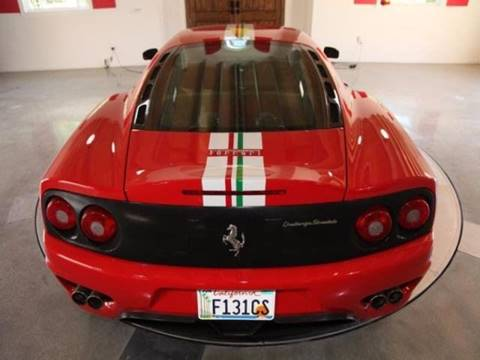 2004 Ferrari 360 Challenge Stradale for sale in Bridgewater, MA