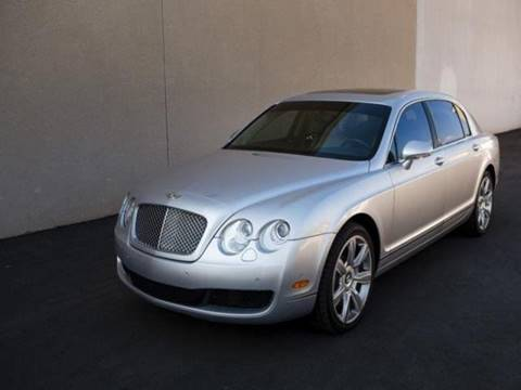 2007 Bentley Continental for sale in Bridgewater, MA