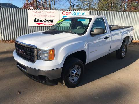 2012 GMC Sierra 2500HD for sale in Bridgewater, MA