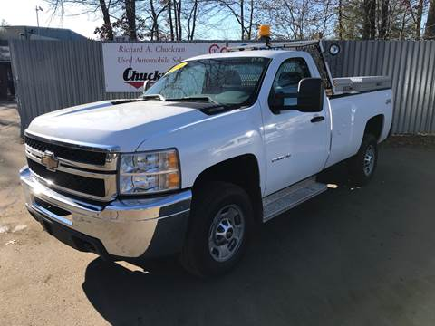 2011 Chevrolet Silverado 2500HD for sale in Bridgewater, MA