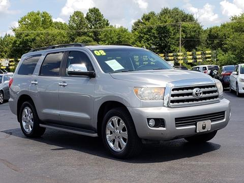 2008 Toyota Sequoia For Sale Carsforsale