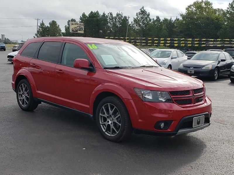 Dodge Journey RT In TYLER TX J L AUTO SALES - T and l auto