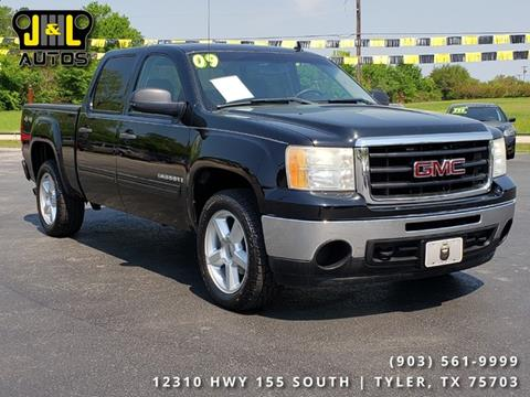 2009 GMC Sierra 1500 for sale in Tyler, TX