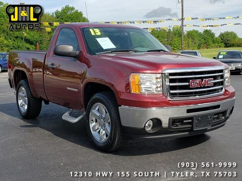 2013 GMC Sierra 1500 for sale in Tyler, TX