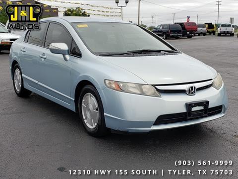 2008 Honda Civic for sale in Tyler, TX