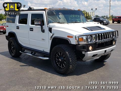 2008 HUMMER H2 for sale in Tyler, TX