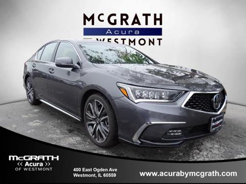 2019 Acura RLX for sale in Westmont, IL