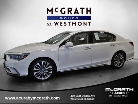 2018 Acura RLX for sale in Westmont, IL