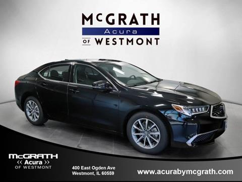 2020 Acura TLX for sale in Westmont, IL