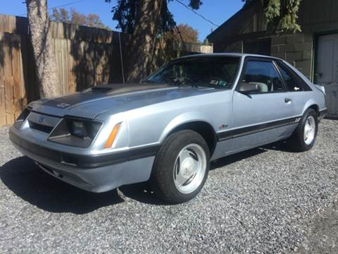 Used 1985 Ford Mustang For Sale - Carsforsale.com®