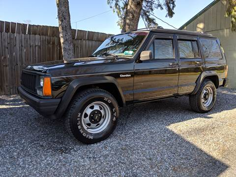 1995 Jeep Cherokee for sale in Manheim, PA