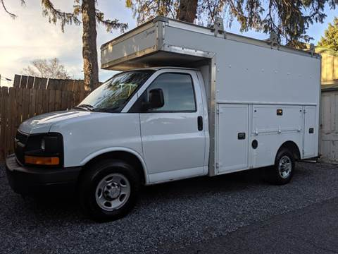 2007 Chevrolet Express Cutaway for sale in Manheim, PA