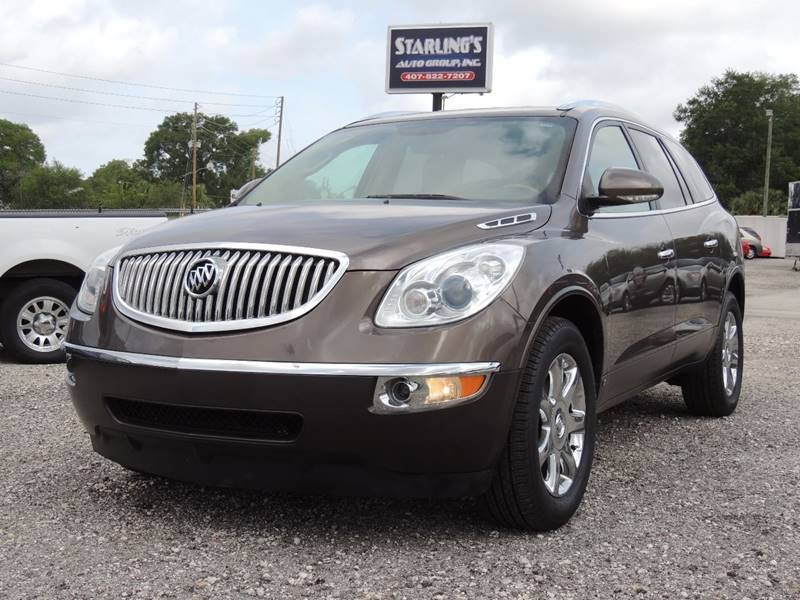 2010 Buick Enclave for sale at Sardonyx Auto Inc in Orlando FL
