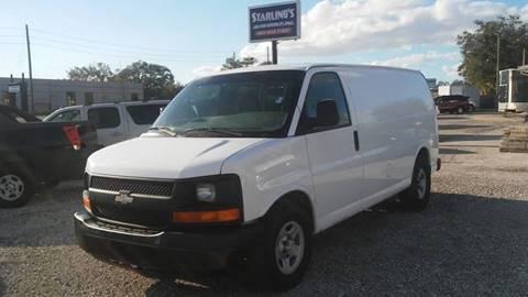 2006 Chevrolet Express Cargo For Sale In Jacksonville FL