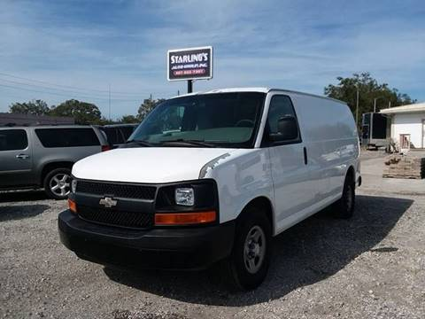 2007 Chevrolet Express Cargo For Sale In Orlando FL