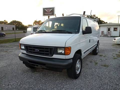 Ford E-Series Cargo For Sale in Orlando, FL - Sardonyx Auto Inc
