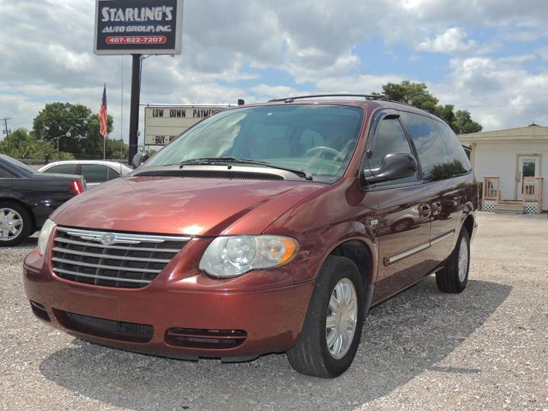2007 Chrysler Town and Country for sale at Sardonyx Auto Inc in Orlando FL