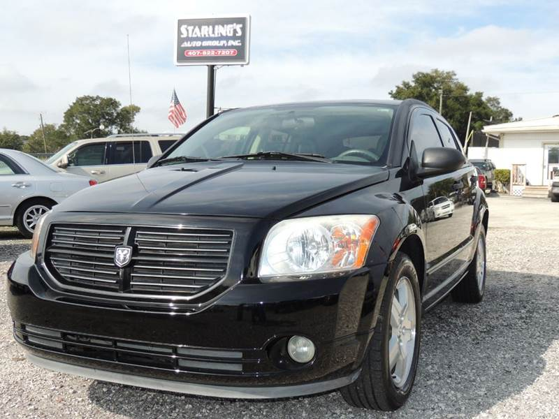 2007 Dodge Caliber for sale at Sardonyx Auto Inc in Orlando FL
