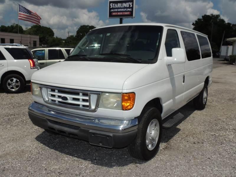 2006 Ford E-350 for sale at Sardonyx Auto Inc in Orlando FL