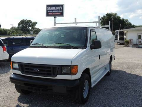 2006 Ford E-Series Cargo for sale at Sardonyx Auto Inc in Orlando FL