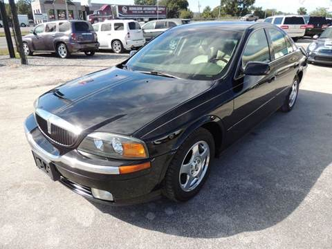 2002 Lincoln LS for sale at Sardonyx Auto Inc in Orlando FL