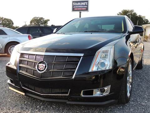 2008 Cadillac CTS for sale at Sardonyx Auto Inc in Orlando FL