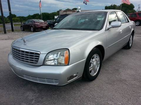 2004 Cadillac DeVille for sale at Sardonyx Auto Inc in Orlando FL