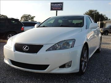2008 Lexus IS 250 for sale at Sardonyx Auto Inc in Orlando FL
