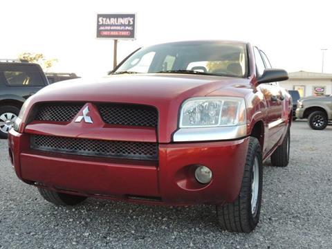 2007 Mitsubishi Raider for sale in Orlando, FL