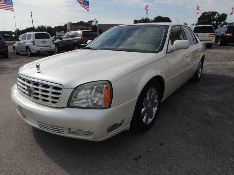 2003 Cadillac DeVille for sale at Sardonyx Auto Inc in Orlando FL