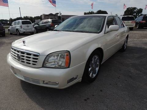 2003 Cadillac DeVille for sale at Sardonyx Auto Inc in Orlando FL