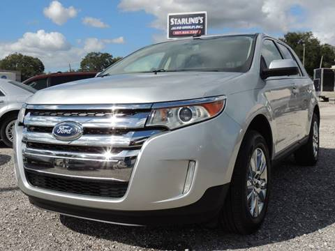 2013 Ford Edge for sale at Sardonyx Auto Inc in Orlando FL
