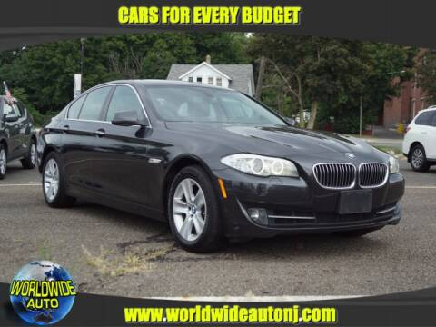 2013 BMW 5 Series for sale at Worldwide Auto in Hamilton NJ